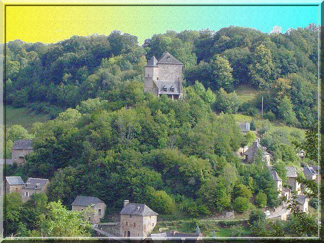 Est ce un château ou une église ?