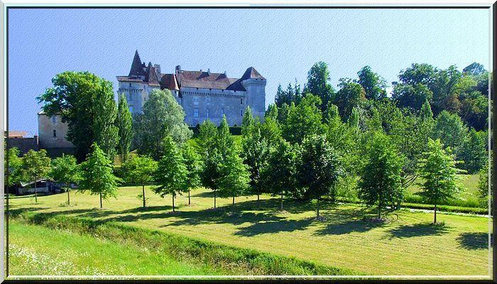 Avez vous rêvé en visitant ce château ?