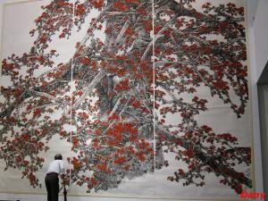 Photos du Musee d'art du Guangdong, Guangzhou,Canton,Chine