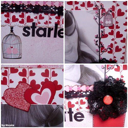 Collage Starlette