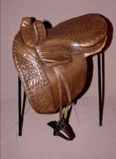 Queen-Victoria-leather-side-saddle-after