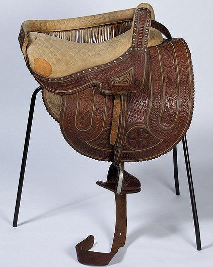 A-white-leather-side-saddle-that-was-made-in-South-America-jpg
