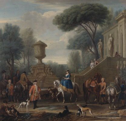 1745-John-Wootton--preparing-for-the-hunt.jpg
