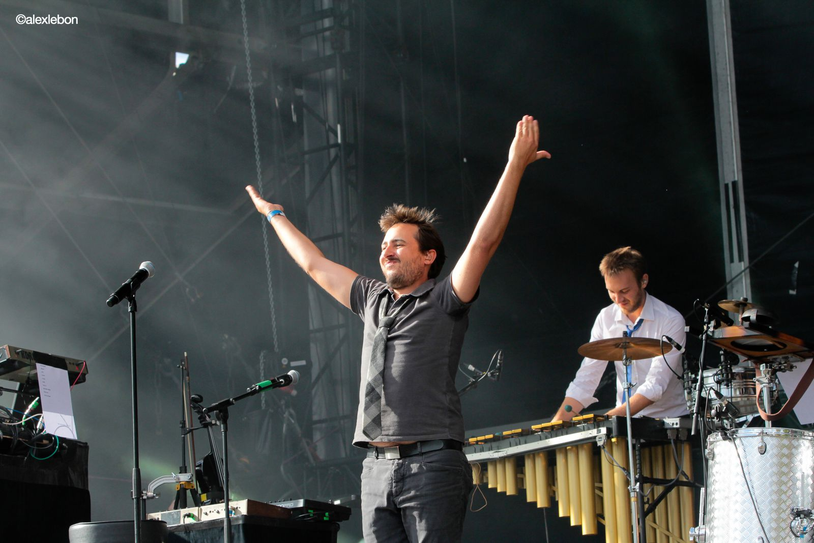 25.08.12 : Agoria, The Black Keys, The Black Seeds, Caravan Palace, dEUS, Ed Sheeran, Granville, The Temper Trap, Of Maximo Park, Monsters & Men, Noël Gallagher, Speech Debelle, Ume...