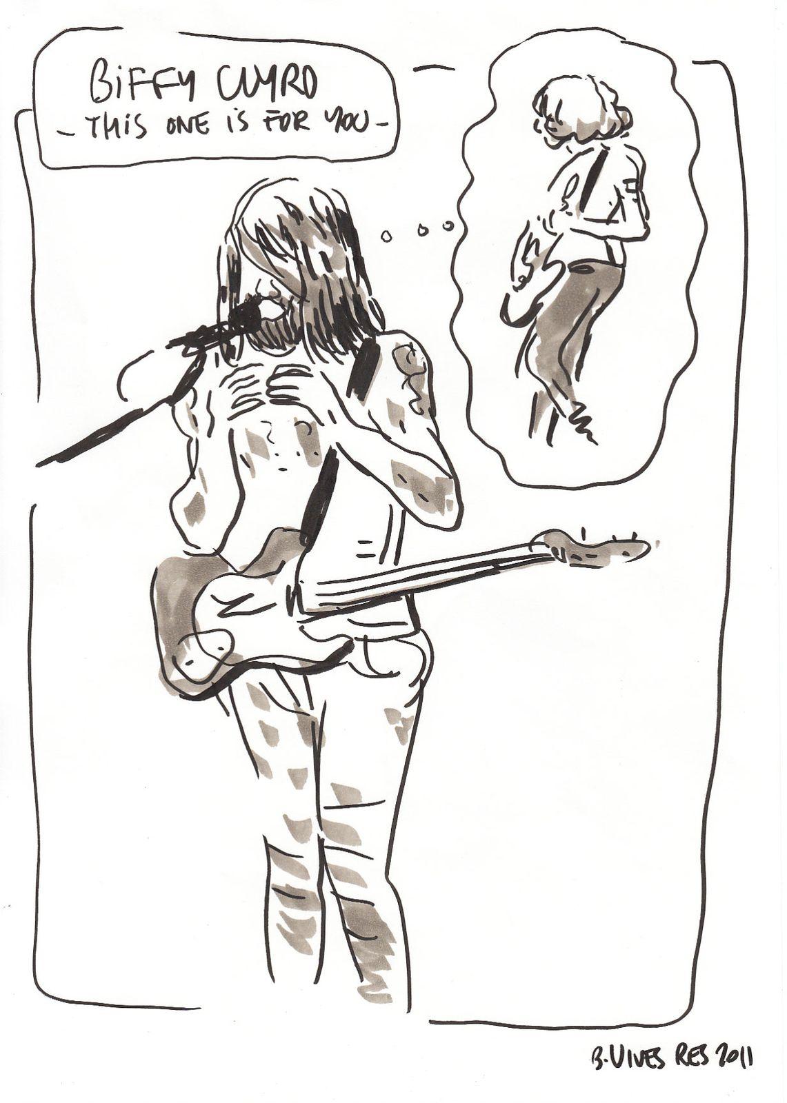 ROCK EN BULLES/ 2011