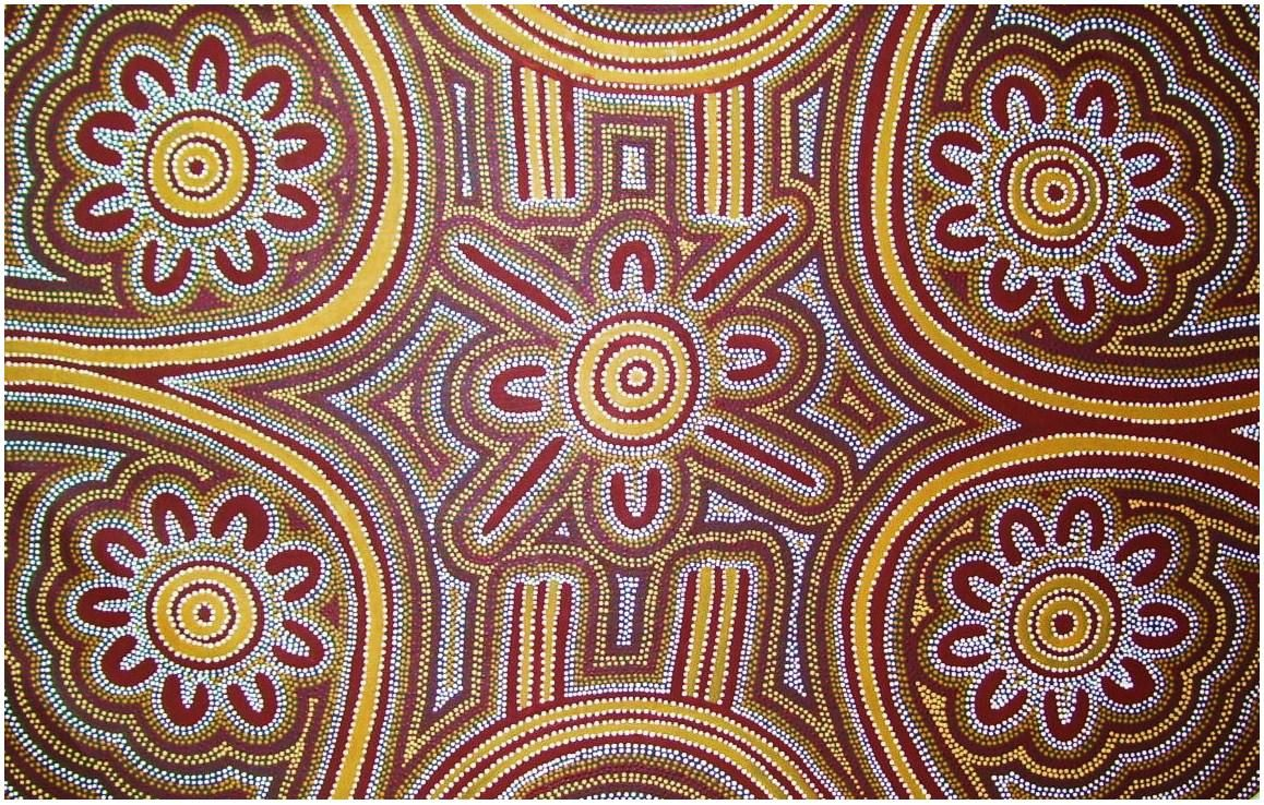 Gut bekannt Pourquoi le pointillisme ? - Peinture aborigène EX65