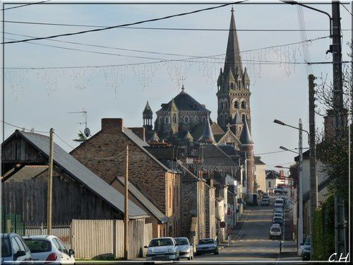 Maure de Bretagne église1