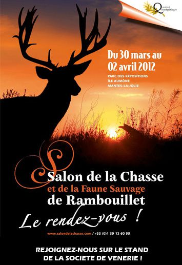 Salon de la chasse de rambouillet mantes ascal 45 for Salon rambouillet