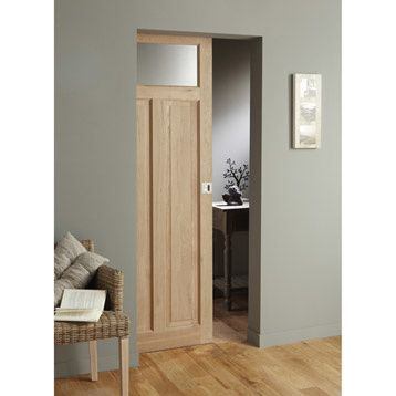 petite porte coulissante great awesome petite porte de. Black Bedroom Furniture Sets. Home Design Ideas