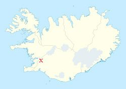 Carte-Thingvellir