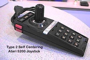 Atari 5200 joystick