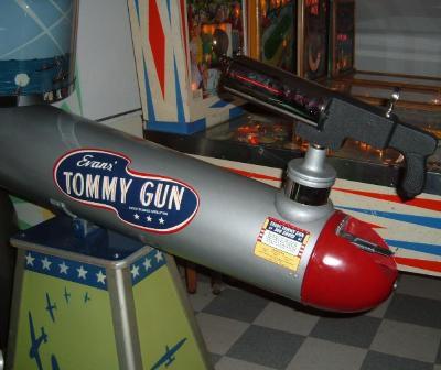 LightGun Evans Tommy Gun