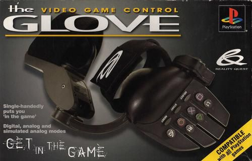 The Glove PlayStation