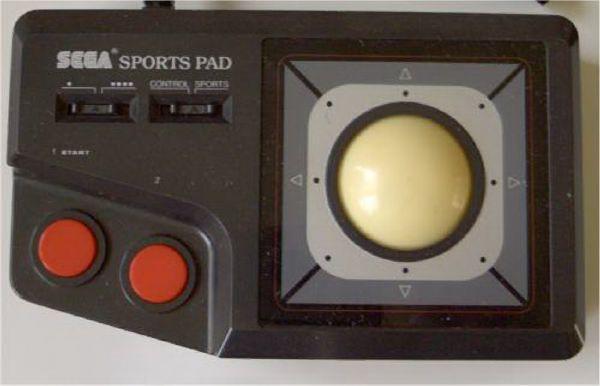 Sega Sports Pad