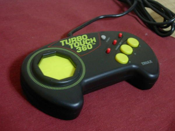 Turbo Touch 360 Genesis sega