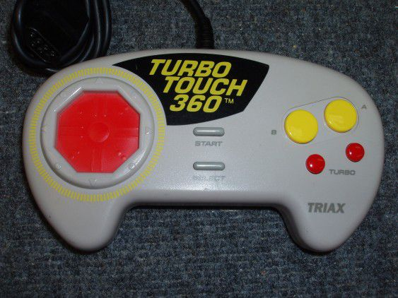 TTT Turbo Touch Triax