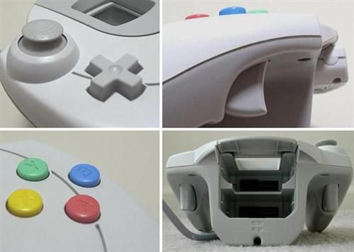 joypad dreamcast