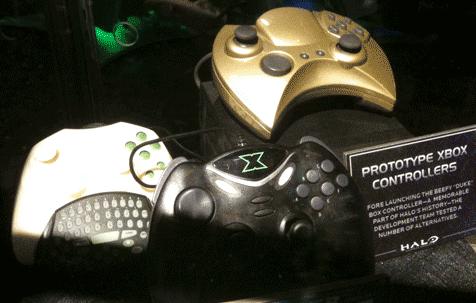 prototype xbox controller