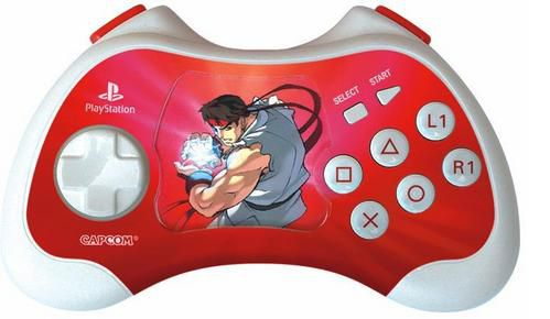 Street Fighter Controller Ryu