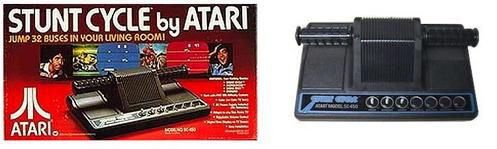 stunt cycle atari