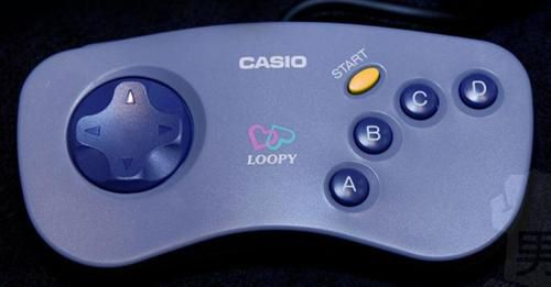manette casio loopy