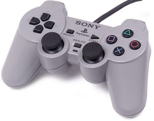 manette dual shock ps1