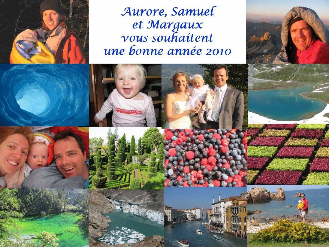 voeux samargaurore 2010