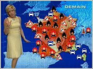 carte meteo insecurite