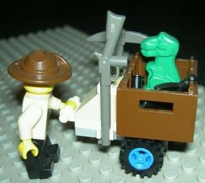 5903 Johnny Thunder et son dragon