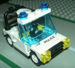 6506 Voiture de police