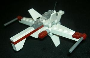 6967 Mini Arc Fighter