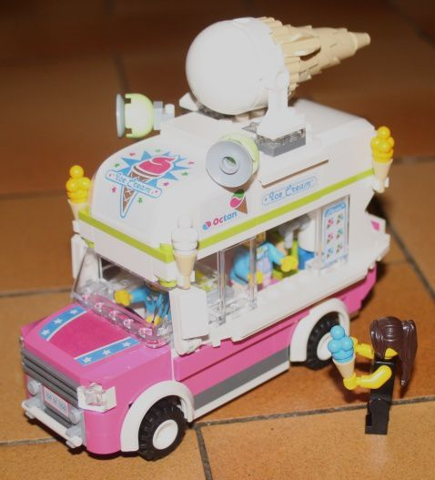 LEGO 70804 The Lego Movie Marchand Glace 39