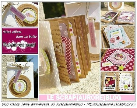 blog candy scrapaurore