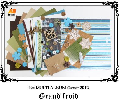 Kit Multi-album Grand froid
