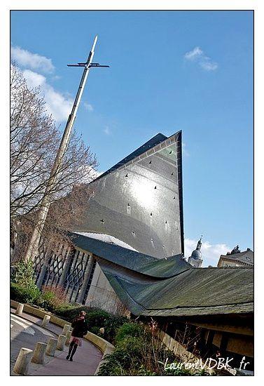 église sainte jeanne d'arc rouen 0004