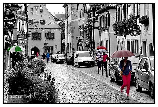 Alsace-pluie-Turckheim