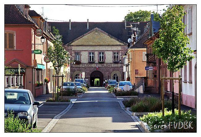 Alsace - Neuf-Brisach - Musée Vauban