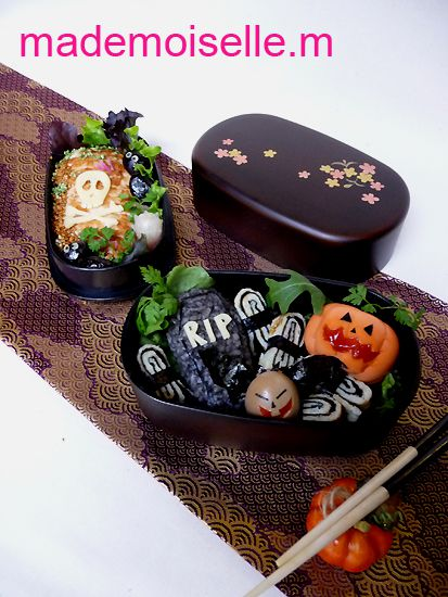 bento halloween octobre2010 01