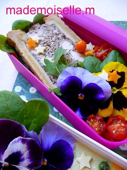 bento Flower lover novembre 2011 09
