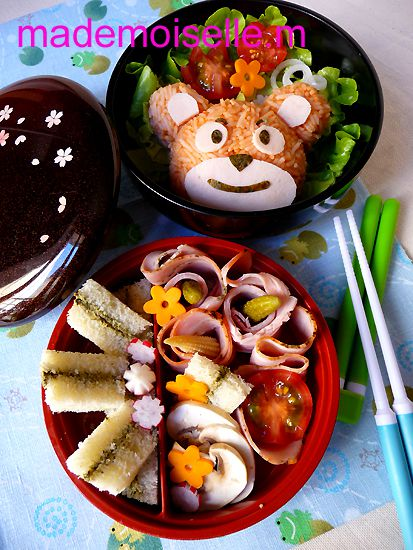 Bento Bear mai 2012 01