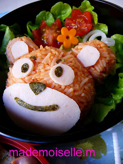Bento Bear mai 2012 10