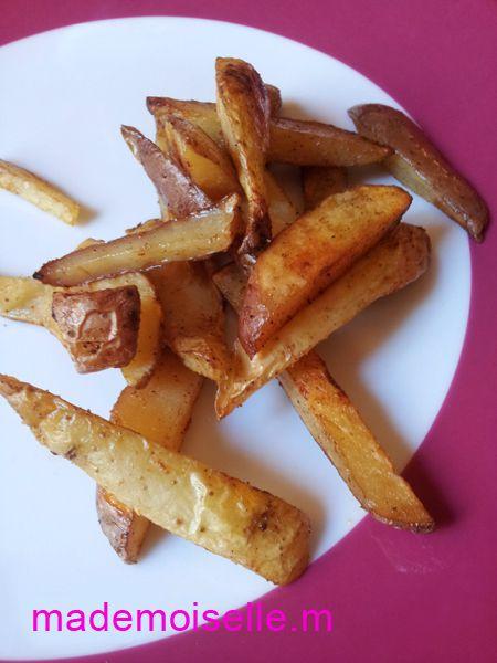 frites au four légères et croustillantes 03