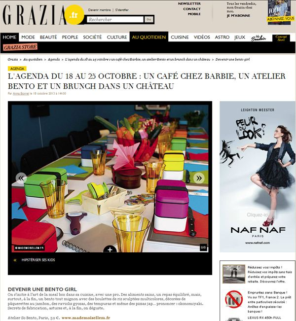 Grazia octobre2013 small