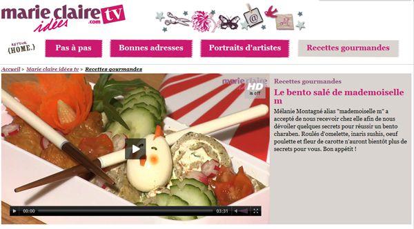 marie-claire idées TV février 2012
