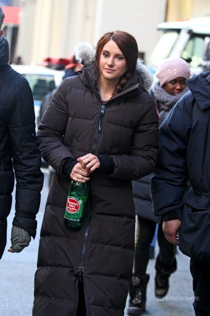 The Amazing Spider-Man 2 Shailene Woodley 02