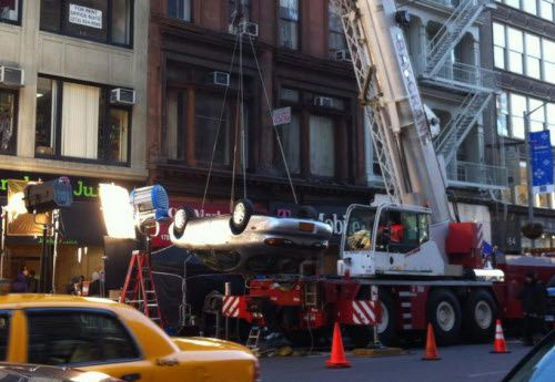 The Amazing Spider-Man 2 Stunt Cars 02