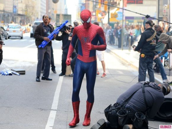 The Amazing Spider-Man 2 - Spidey and Max Dillon 07
