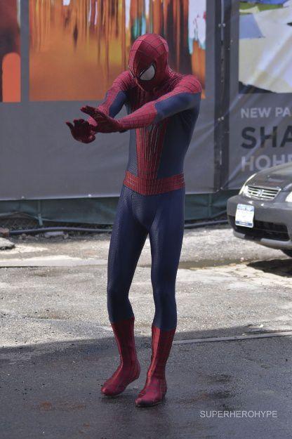 The Amazing Spider-Man 2 - Spidey vs Rhino 03