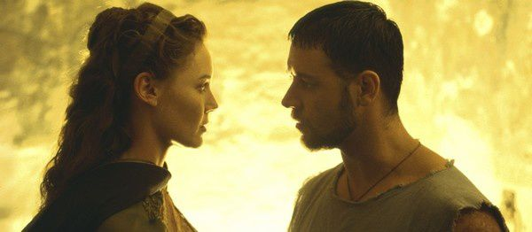 04 - Russell Crowe et Connie Nielsen