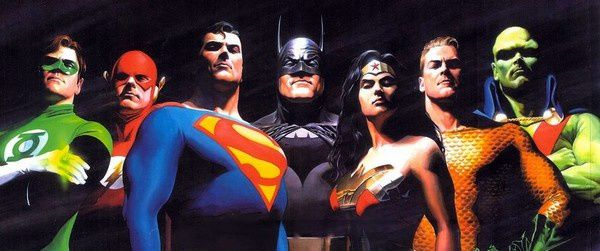 08 - Justice League of America
